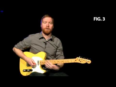 New Chicken Pickin' Guitar Solo Instructional Video