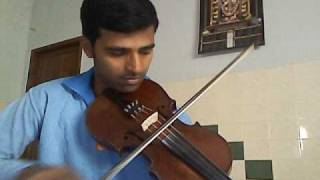 Bombay Theme-Instrumental violin by Kiran