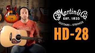 Martin HD-28 Acoustic | CME  Gear Demo Resimi