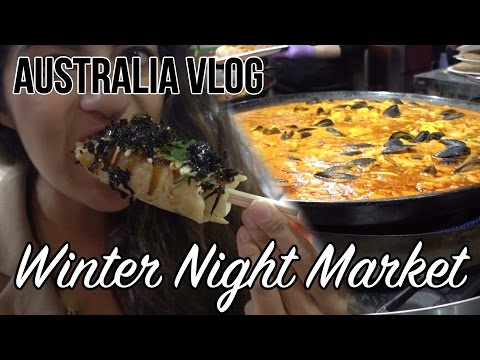 Melbourne's Queen Victoria Night Market | Australia