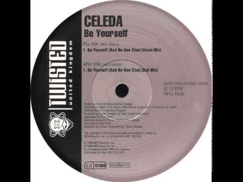 Celeda - Be Yourself (Vocal Mix)