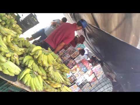 Feira livre de Santana do Ipanema