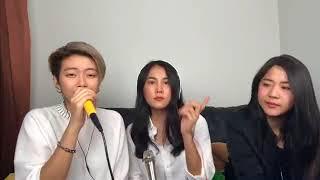 [Live FB] 3Nkrikri - เนสท์ นัน น้ำ ฝืนตัวเองไม่เป็น #NestNisachol #Nann #Leenam [CUT]