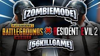 Pubg Mobiloe Zombie Mode Event | Pubg Mobile X Resident Evil 2