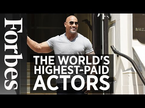 The World's Highest-Paid Actors 2016