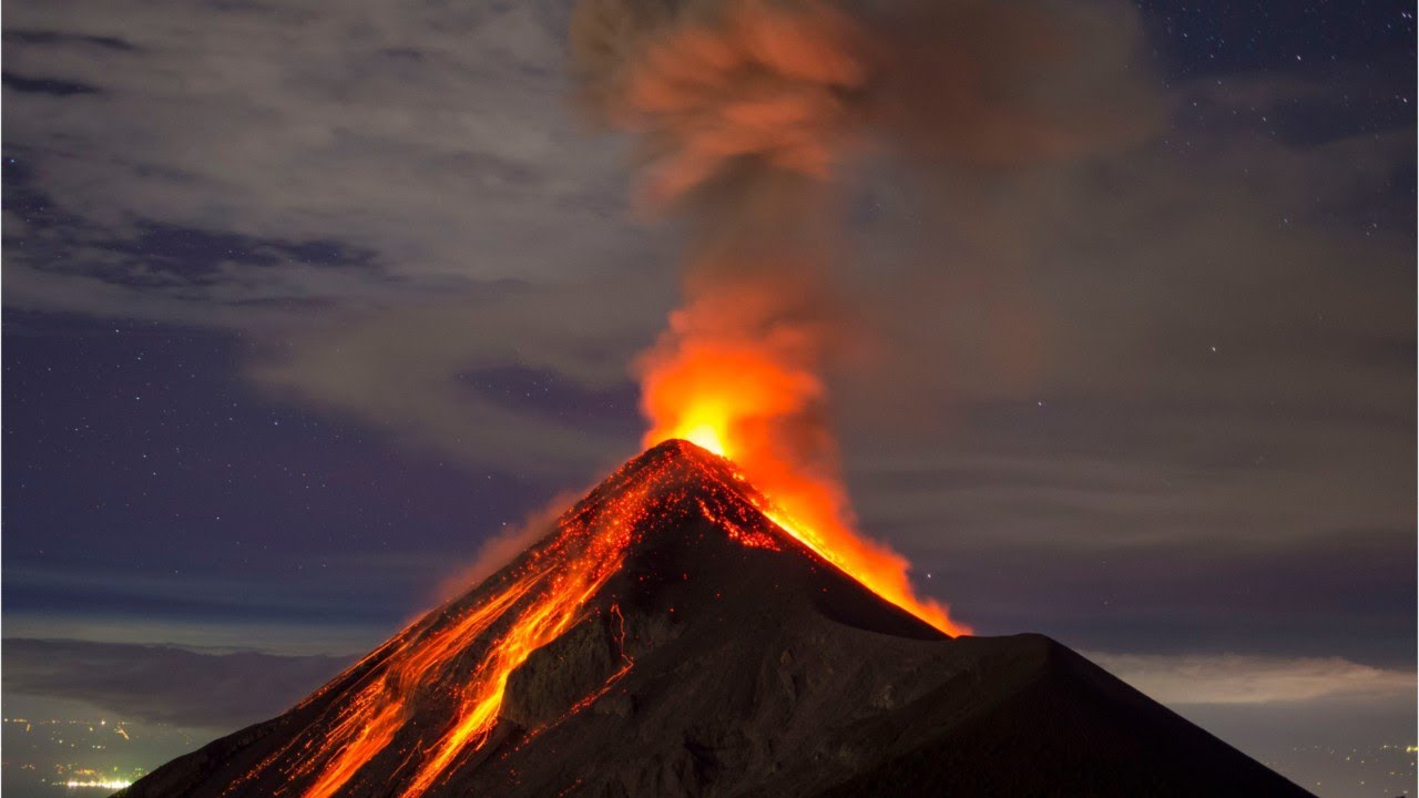 Volcano In Russia Is Now Active After Many Years Of Inactivity