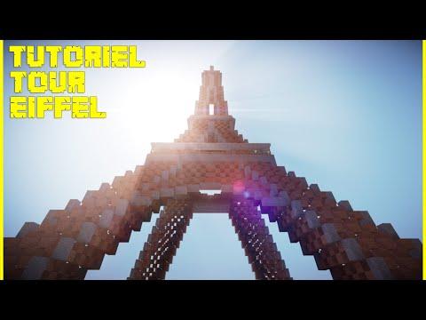 TUTO | Tour Eiffel | Taille moyenne