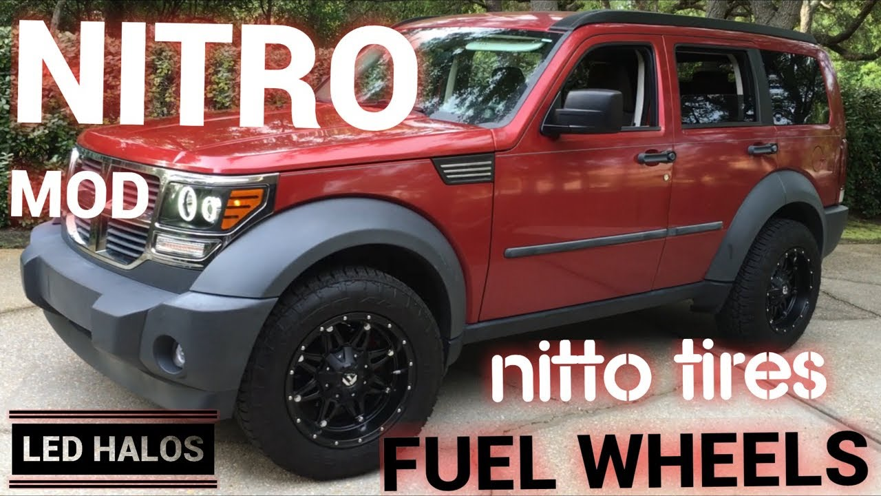 31 Best Nitro images | Dodge nitro, Dodge, Lifted dodge