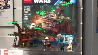 New York Toy Fair 2011 LEGO Star Wars All Products Presentation HD