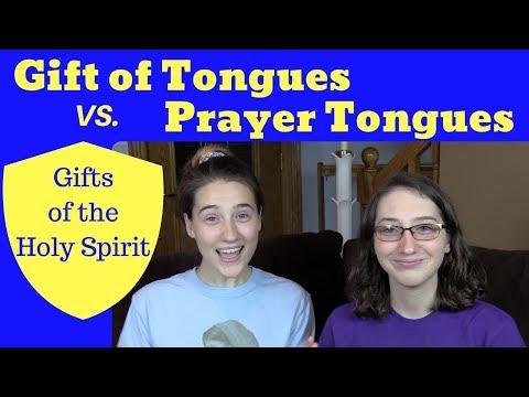 Gift of Tongues vs. Prayer Tongues!