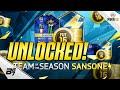 I UNLOCKED THE SPECIAL TOTS ITEM! TOTS SANSONE!! | FIFA 16