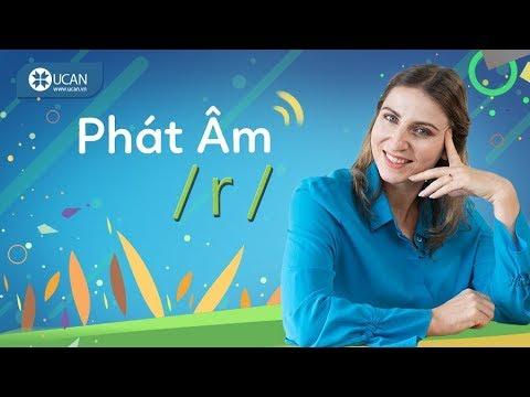 7 PHÚT HỌC PHÁT ÂM TIẾNG ANH CHUẨN TÂY | Bài 43: Âm /r/ [Ucan English Pronounciation]