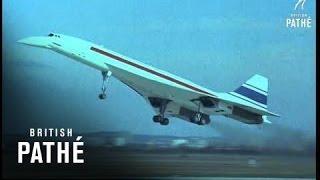 Concorde Take-Off (1969)