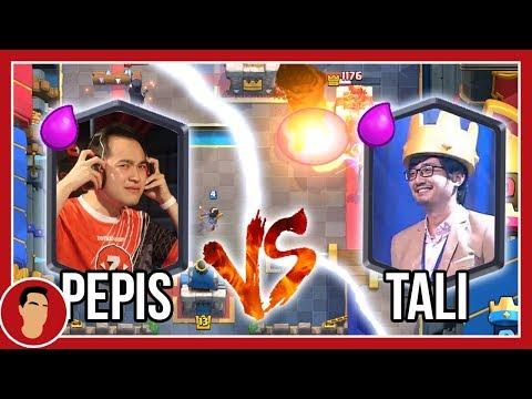 zetko.Pepis vs Nova Tali - nejlepší hráč ASIE - London World Finalist | Clash Royale CZ/SK