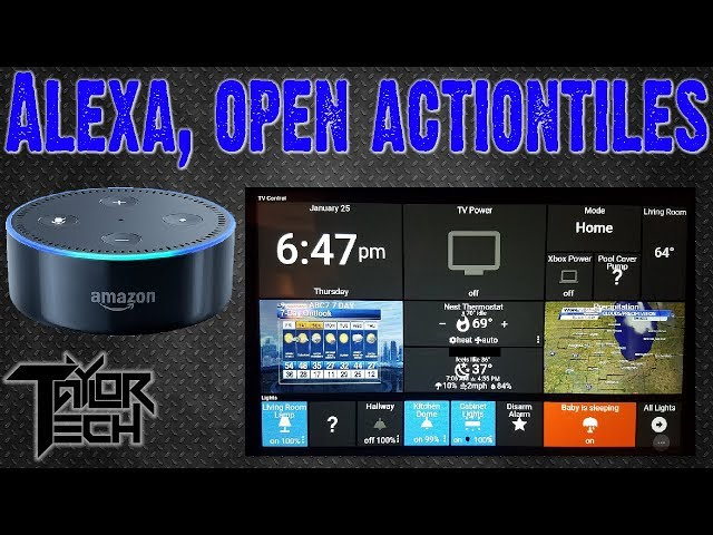 Ultimate Home Automation Tablet Setup! – Smart Home Informer