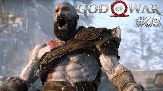 GOD OF WAR : #003 - Der Fremde - Let's Play God of War Deutsch / German