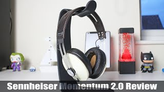 Sennheiser Momentum 2.0 Over Ear Review - The Best I've Ever Tested