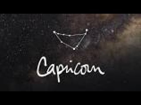 CAPRICORN - END OF AUGUST - LOVE