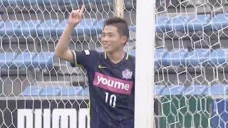 2016Jユースカップ 決勝 サンフレッチェ広島ユース×FC東京 U-18 スカパ...