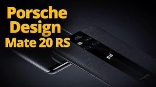 Huawei Mate 20 RS  Porsche Design  ön inceleme - En pahalı Android telefon elimizde!