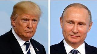 Unreported Putin/Trump G20 meeting stirs media's speculation