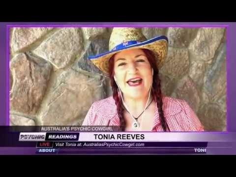 Australia's Psychic Cowgirl - April 24, 2019