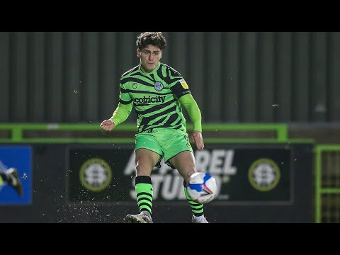 Forest Green Newport Goals And Highlights