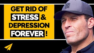 Tony Robbins: How to deal with STRESS and DEPRESSION - #MentorMeTony