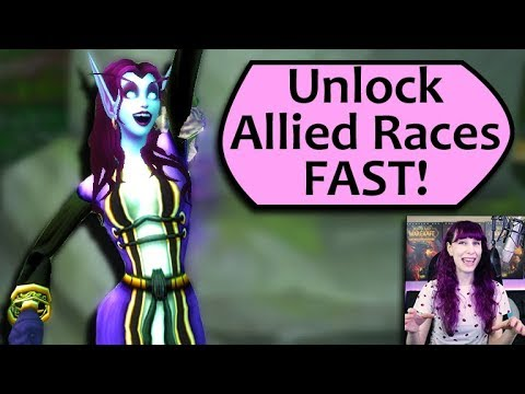 Unlock Allied Races Fast! Rep Catchup Tips for Argussian Reach and More