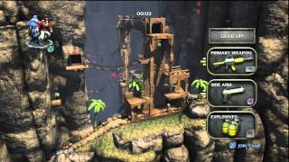 Crash Commando - Single Player Tutorial HD Gameplay Playstation 3