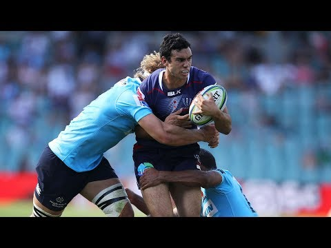 ROUND 5 HIGHLIGHTS: Waratahs v Rebels - 2018