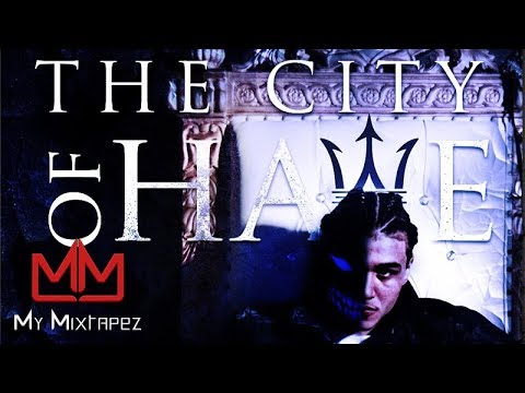 Elvy The God - City Of Hate [My Mixtapez Exclusive]
