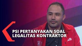 Perusahaan Kontraktor Revitalisasi Monas Akan Somasi PSI