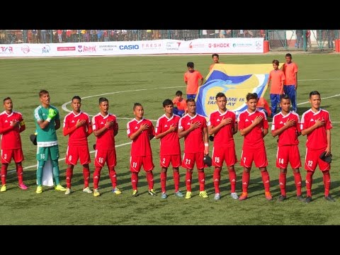 Nepal VS Japan 1 - 0 | Charity Football Match 2016 thumbnail