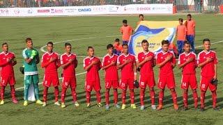 Nepal VS Japan 1 - 0   Charity Football Match 2016
