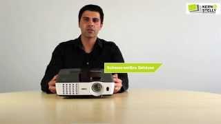 benQ MH680 Vorstellung (Test) Beamer Projektor FULL HD und 3D - Kern & Stelly Medientechnik GmbH