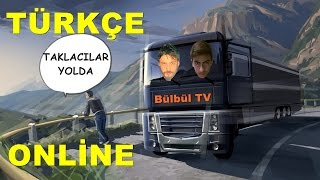 Euro Truck Simulator 2 Türkçe Multiplayer | Dehşet Kaza ve Bug 2
