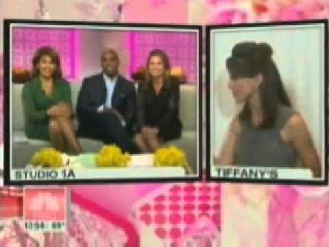 Today Show Breakfast at Tiffanys Theme Today Show Wedding