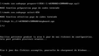 Windows 98 - Installation