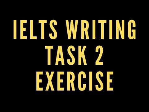 IELTS TOEFL Writing  Full essay (high score)