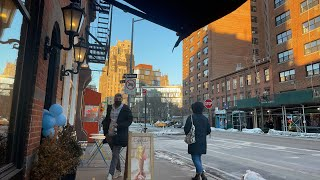 Live in New York City - Wandering Around Lower Manhattan (February 21, 2021)
