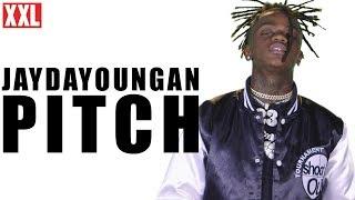 JayDaYoungan's 2019 XXL Freshman Pitch