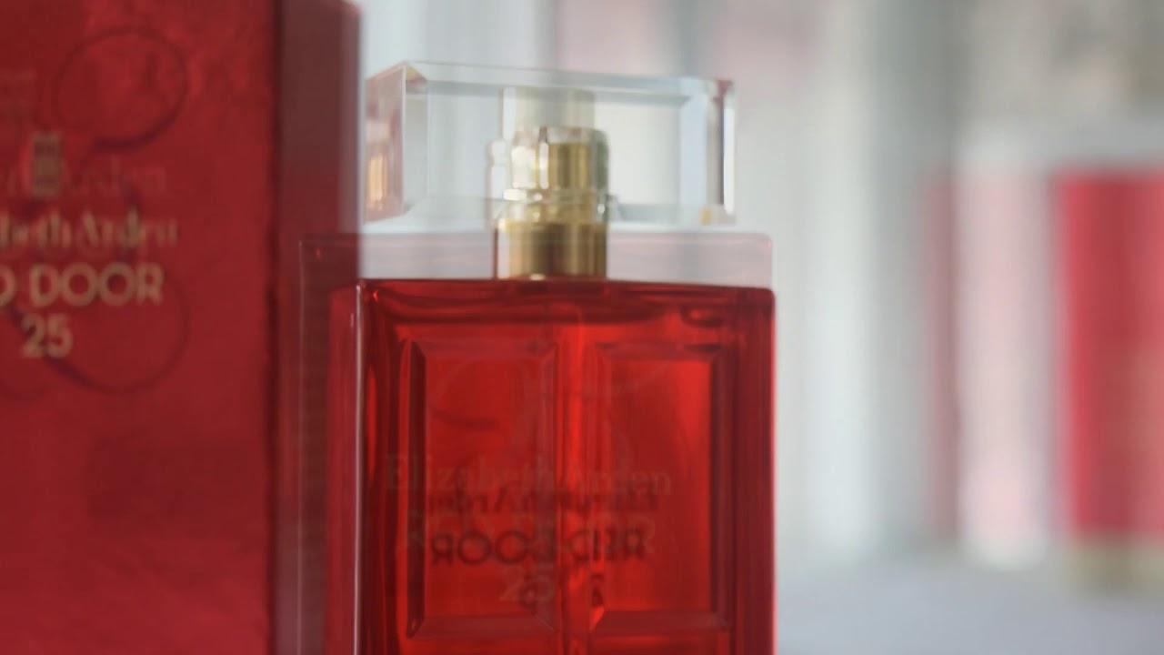 Video Red Door 25 Eau De Parfum Elizabeth Arden For Women Youtube