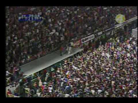 """Despedida Wilmer """"El Pato"""" Lopez Parte 2"""