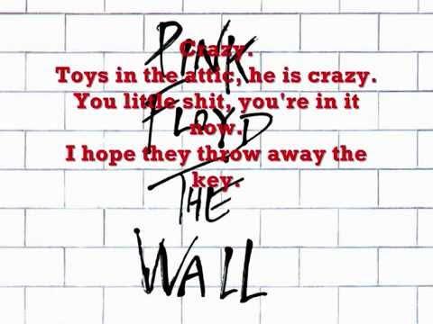 Pink Floyd- The Trial- Lyrics