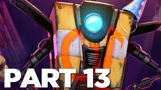 BORDERLANDS 3 Walkthrough Gameplay Part 13 - JAKOBS (FULL GAME)