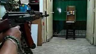 Gas Blowback AK 74