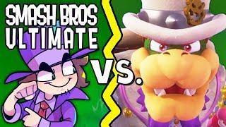 Zombey rettet Prinzessin Peach | Smash Bros Ultimate