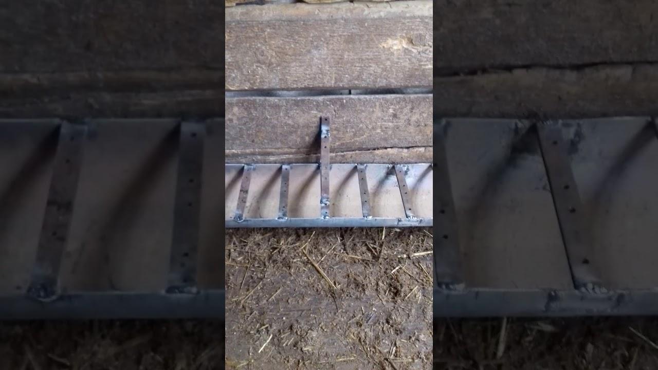 Как сделать корыто для свиней своими руками фото 49