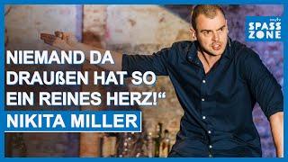 Nikita Miller: 15 und nur ein 56k-Modem!